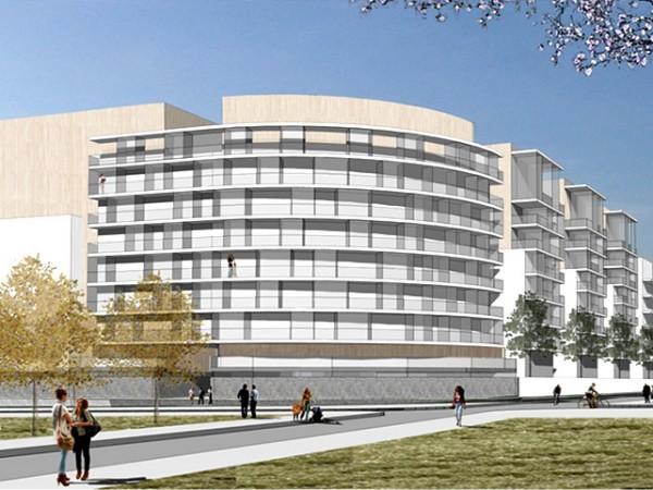 FRG – Construction de 300 logements – Asnières (92)
