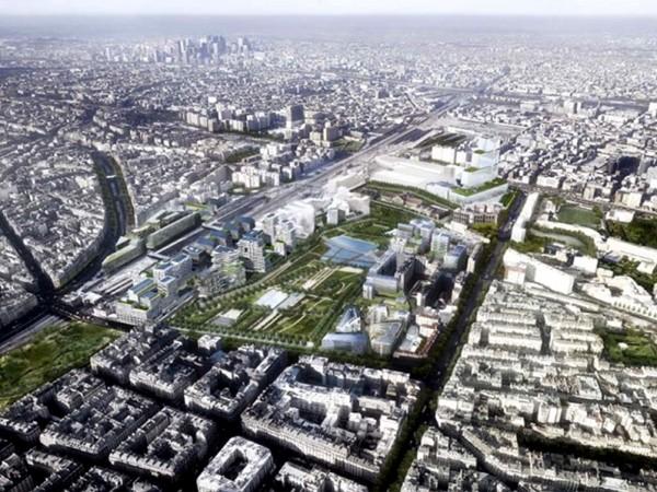 CPCU – MOE de la production et distribution de chaleur de la ZAC Clichy Batignolles – Paris (17ème)