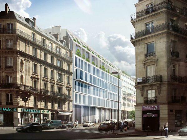 COVEA – Rénovation lourde bureaux – Paris (17ème)