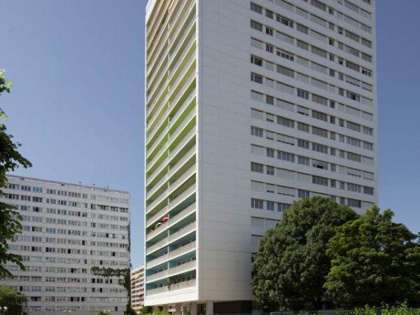 ICF LA SABLIÈRE – Rénovation de 161 logements – Paris (14ème)