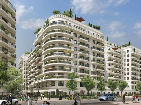 BNP PARIBAS IMMOBILIER – Construction de 385 logements – Levallois-Perret (92)