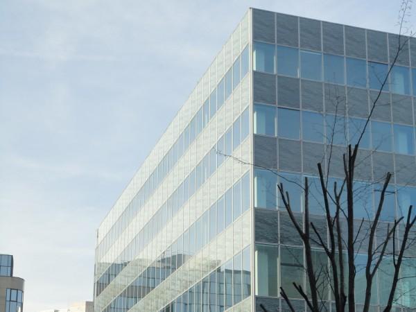 CANAL + Réhabilitation lourde d'un bâtiment de bureaux en plateaux TV, régies & locaux techniques – Boulogne Billancourt (92)