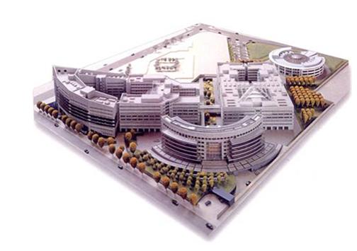 Réaménagement du site EDF CAP AMPÈRE – Saint-Denis (93)