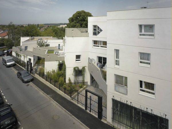 Les Jardins de Renaudie – Réhabilitation et résidentialisation de 48 logements collectifs  – VILLETANEUSE (93)