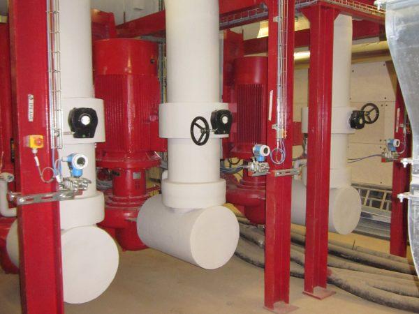 Maîtrise d'œuvre pour la réalisation d'une centrale frigorifique de 13 MWf – LEVALLOIS-PERRET (92)