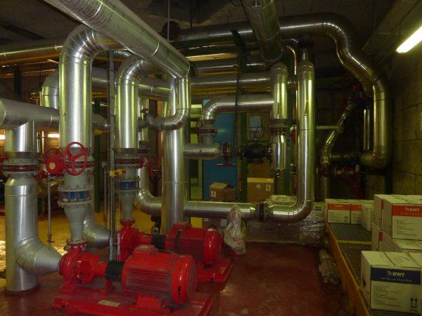 MOE pour la mise à niveau de la centrale géothermique au Dogger (14 MW) alimentant le réseau de chaleur de Cachan (94)