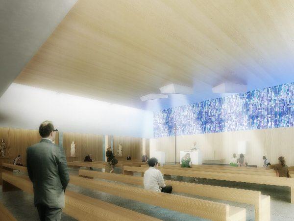 DIOCESE DE PONTOISE – Construction d'une nouvelle Eglise – PONTOISE (95)