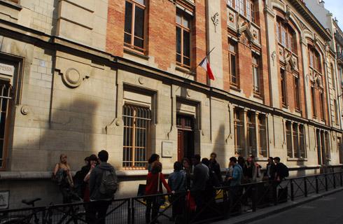 Rénovation de la chaufferie gaz du lycée Maximilien Vox – VILLE DE PARIS – (6ème)