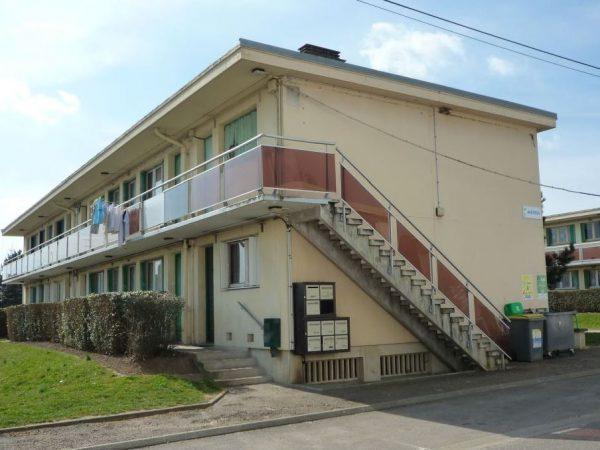 Réhabilitation de 100 logements collectifs – EURE HABITAT – LOUVIERS (27)