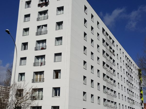 Réhabilitation de 83 logements en milieu occupé – EFIDIS – LA COURNEUVE (93)