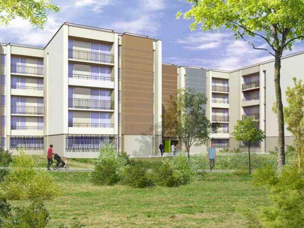 Réhabilitation de 357 logements, désamiantage et labellisation BBC – OPIEVOY – PLAISIR (78)
