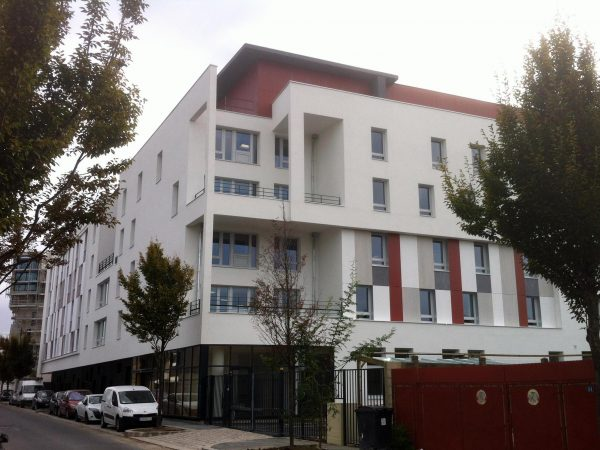 Construction d'un EHPAD de 100 chambres – SODEARIF – AUBERVILLIERS (93)