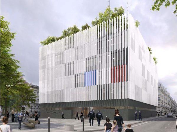 AMO – Rénovation lourde d'un immeuble – HP13 – PARIS (13ème)