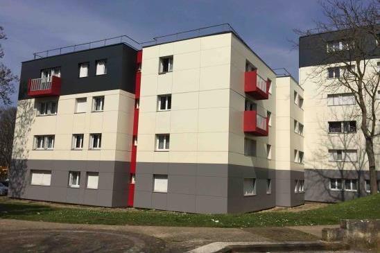 HABITAT 76 – Contrat de performance énergétique – Rénovation-conception-réalisation de 330 logements – PETIT-COURONNE & TOURVILLE LA RIVIÈRE (76)