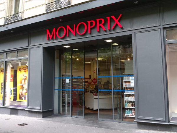 Rénovation d'un magasin rue des Dames – MONOPRIX – Paris (17ème)