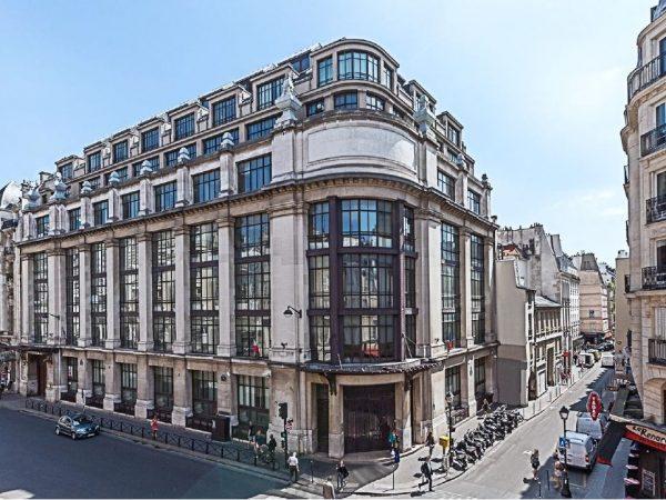 COVEA – Rénovation lourde d'un bâtiment de bureaux et centre commercial rue du Renard – PARIS (4ème)