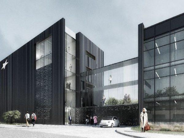 CELESTE – Construction d'un bâtiment de bureaux en bois en extension d'un Data Center – CHAMPS SUR MARNE (77)