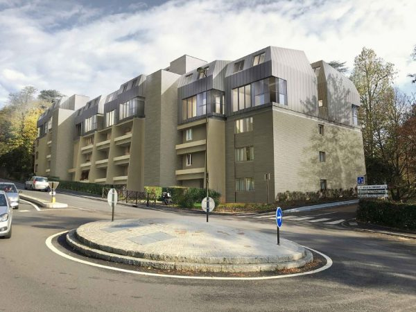 RRP – Construction en bois de 20 logements – LE CHESNAY (78)