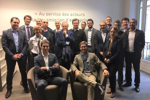Communiqué de Presse : Marc Fasiolo et Jérôme Mathieu reprennent le groupe S2T Ingénierie